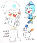 Chilly Playmates by komi114