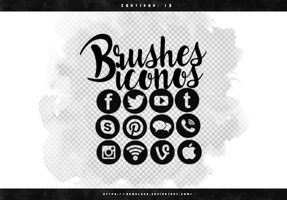 Brushes #03 (ICONOS) by exoyeol