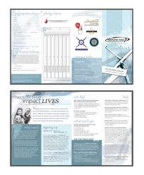 Amazing Race - Brochure layout by alicia-lee