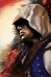 Connor Kenway by MimmuArt
