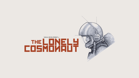 The Lonely Cosmonaut-Now available! by Cpt-Crandall