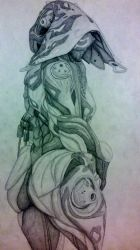 Ivara (Warframe) by CooMaster98