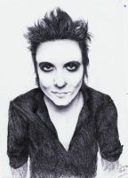 Synyster Gates by maga-a7x