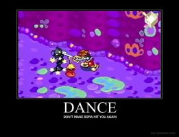KHRe: CoM DANCE Demotivational by KitaraStrife
