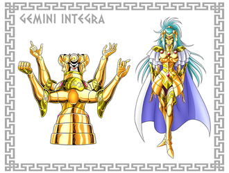 Gemini Integra ClothStone by markolios