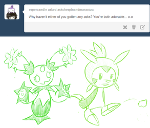 Chespin and Marctus Bored by Pavagat