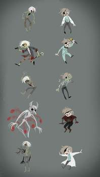 ALL THE OLD MEN by Kastia
