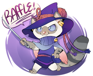 RPG Kitty RAFFLE! [CLOSED] by Machati