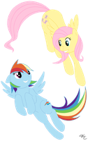 MLP - RD and FS by Poefish
