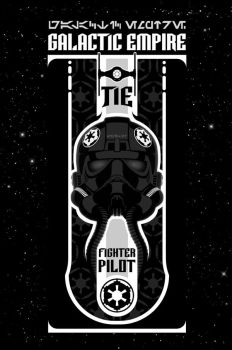 TIE Fighter Pilot WIP by PHOENIX8341