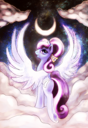 I've Learned To Walk On Clouds by GingerFoxy