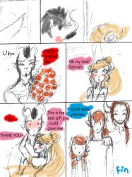 Mothers day comic sortoff by LilithIrina