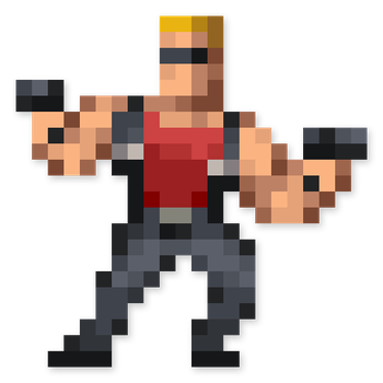 Day #16 - Duke Nukem by JINNdev