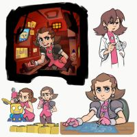 Tron Bonne by GuilhermeRM
