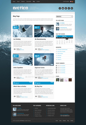 Blog Page by ait-themes