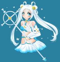 Sailor Iremia by moon-valkyrie