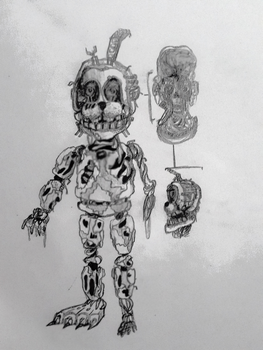 salvaged Loon E whole body by captaincrunch1950