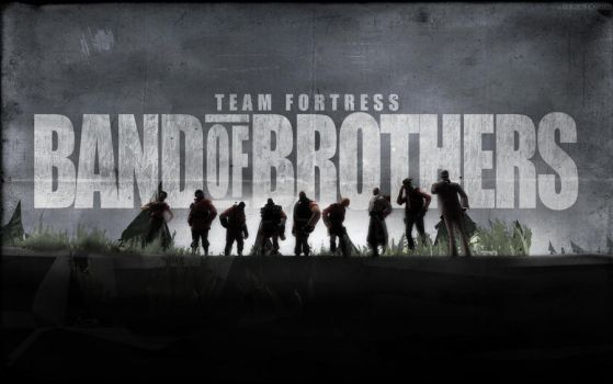 TF2 Band of Brothers by Rain-Twister