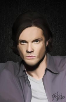 Jared Padalecki by KriticKilled