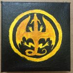 Wings of Fire Symbol by talons-and-tails
