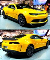The All New Bumblebee by toyonda
