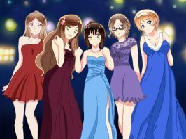 APH: Beauties to the event by Chantalwut