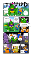 Overlord Bob: The Princess - Page Two by FieryJinx