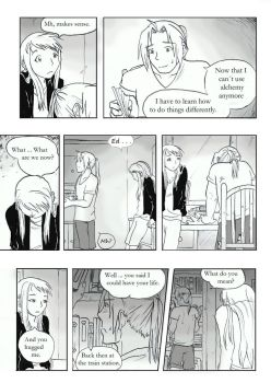 All beginnings are difficult - page 19 by Pentragon1990