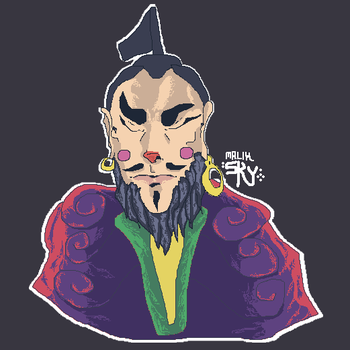 Cantonese Chief by Mkemaster
