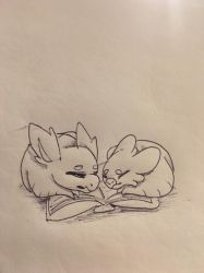 Inktide day 9: Precious by spottedshine