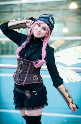 Steampunk Pixie by Joits Photography by NovemberCosplay