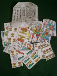 Navarrese playing cards, 1798 model by Iagoba-F