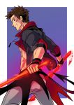 Red Energy Blades