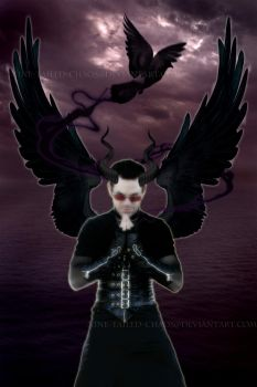 Crows Fly Black by Nine-Tailed-Chaos