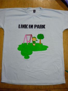 Link in Park. by Zortegus