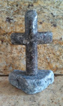 Free Standing Table Cross by EcoGranite