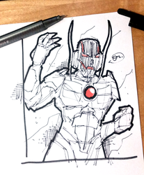 Dsc 2016-07-07 ULTRON by theEyZmaster