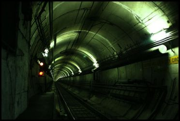 Tunnel by disguy2k