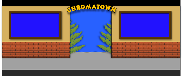 JB: The Chromatown Stage by davidfoxfire