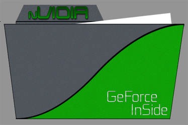 nVidia folder by Graphic43guy