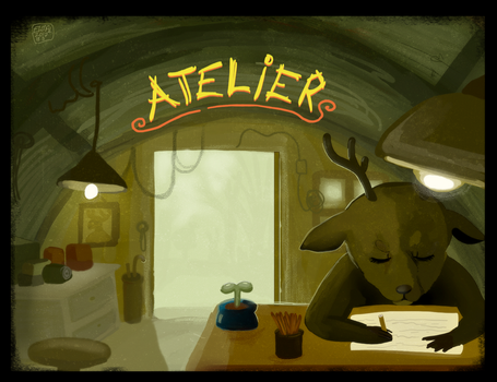 Atelier by hummeri9