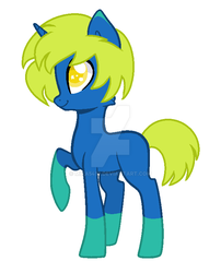 Another adoptable by Mika5410