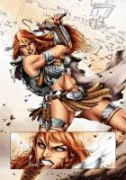Red_Sonja by Control-X