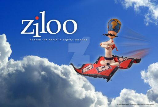 Flaying Ziloo by khikman