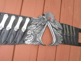 Ezio Auditore Belt by CaptainMorganTeague