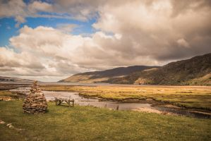 Dundonell View by Juhubaer