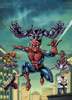 Spider-man 90s Complete Series by Simon-Williams-Art