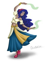 Gypsy Dancer by MonteCreations