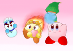 Kirby Star Allies by Chino-Spike