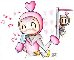 Hey Pink, did you see my..... by CalamittaBat